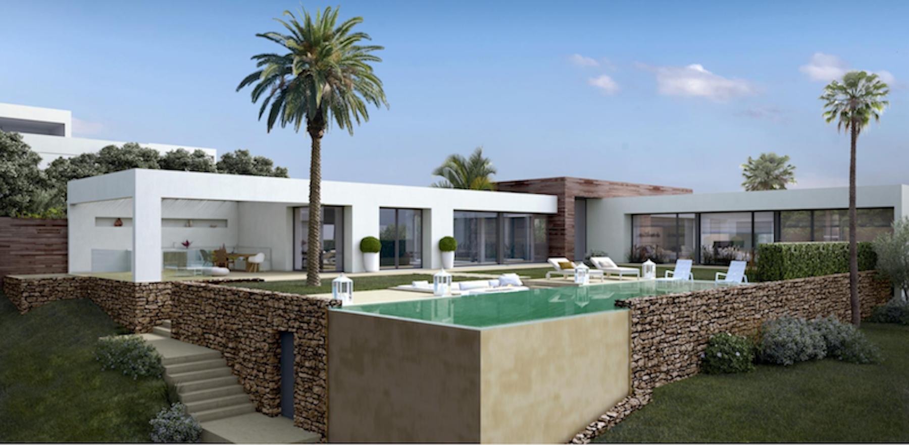 Nieuwbouw villa Altos de Los Monteros, Marbella