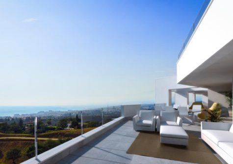 Nieuwbouwproject Altos de Los Monteros, Marbella