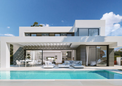 Nieuwbouw villa Mijas