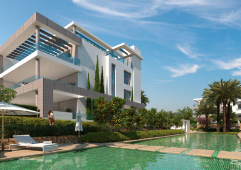 New Development Cancelada, Estepona