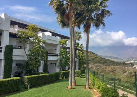 Penthouse Finca Cortesin, Casares