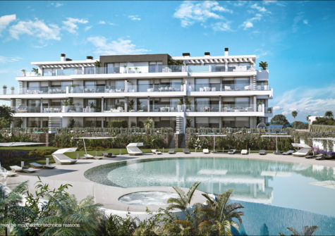 New development HigueronWest, Benalmadena
