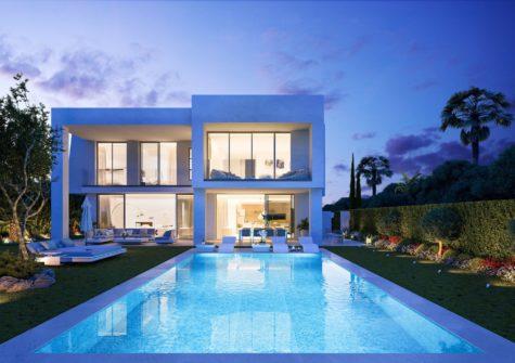 Villa Santa Clara Golf, Marbella