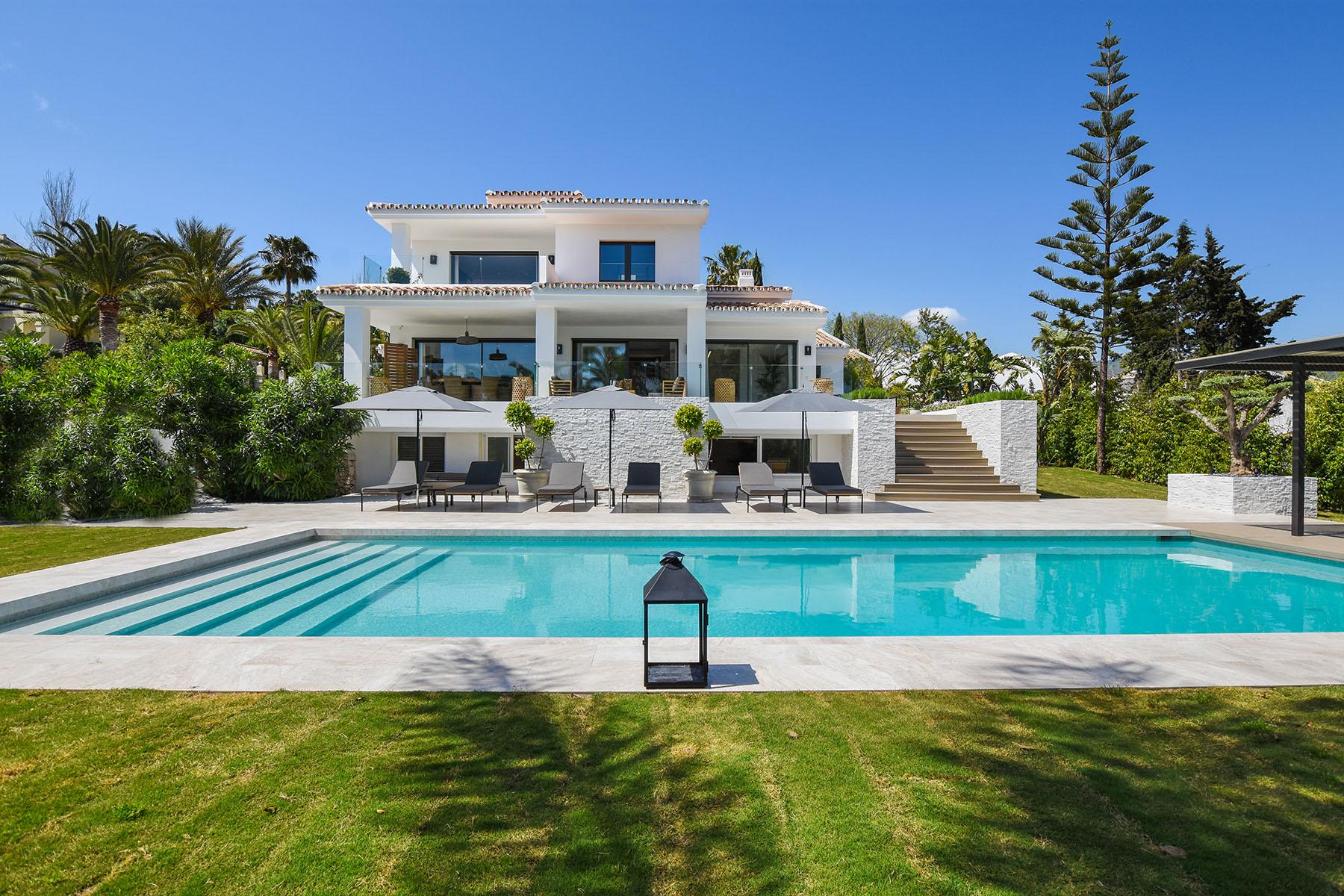 Villa Elviria, Marbella