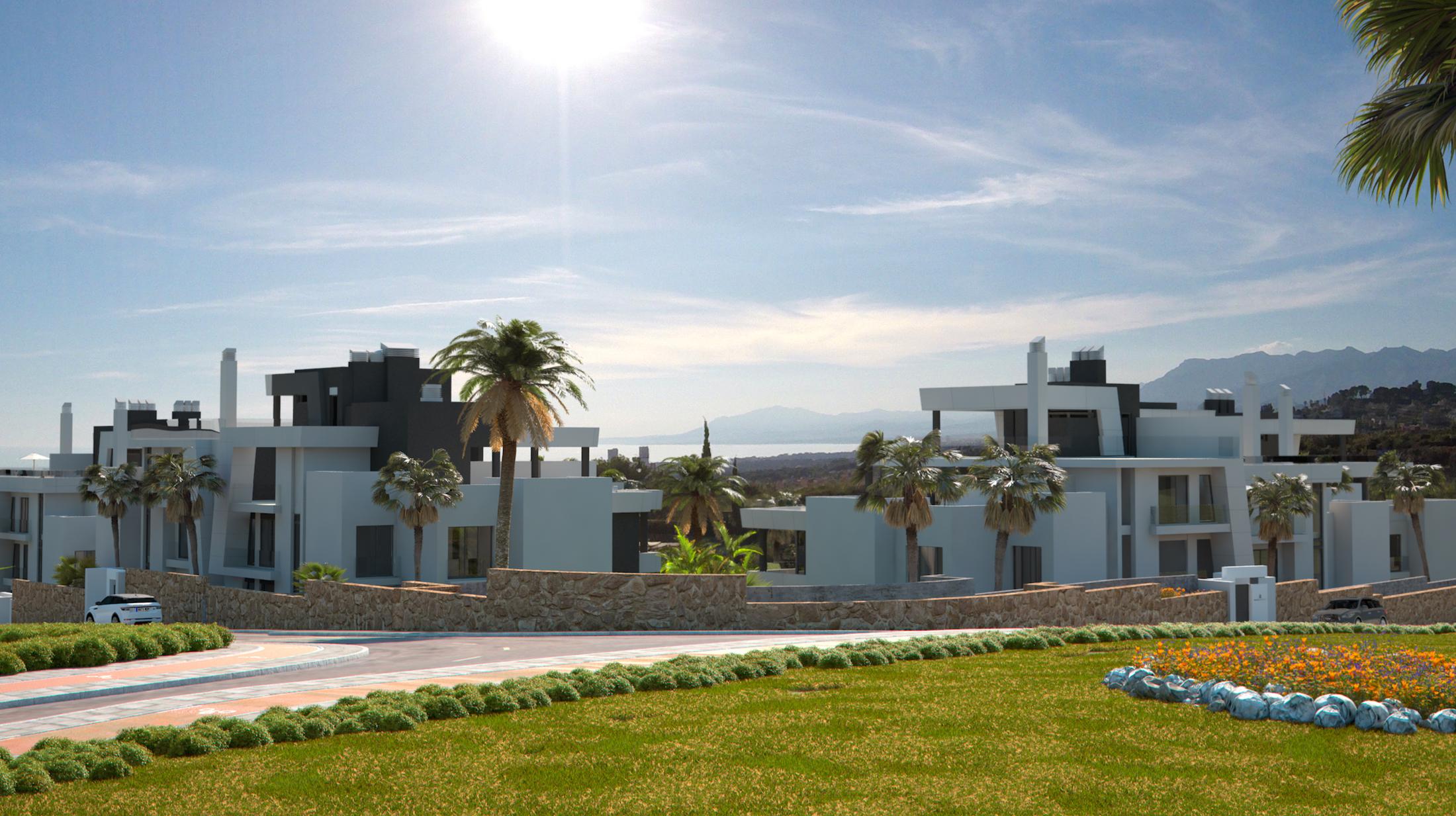 Appartement Cabopino Golf, Marbella