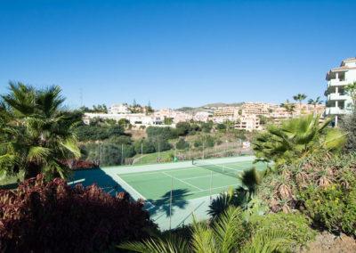 Miraflores-Estrella-tennisplein