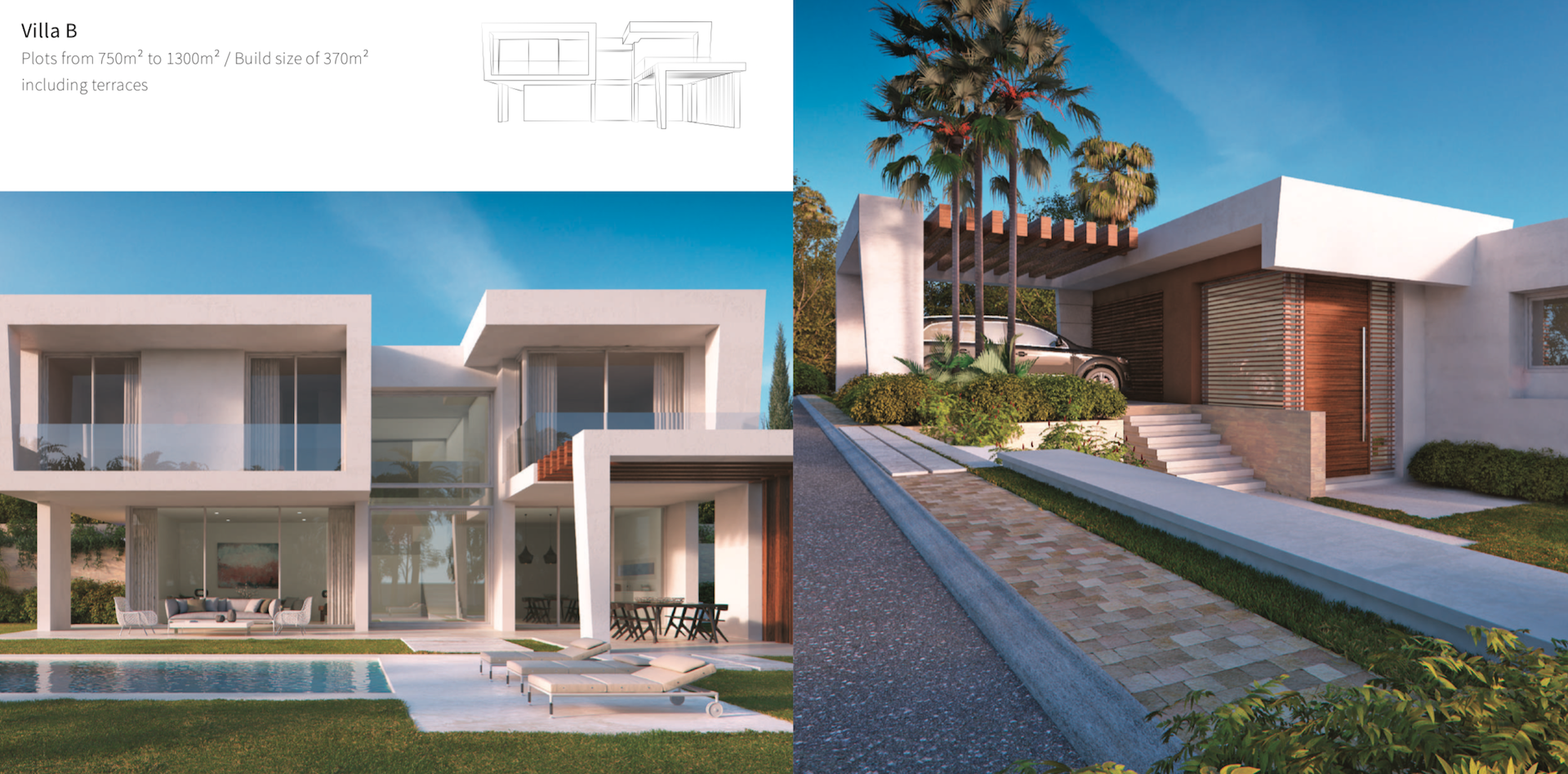 Nieuwbouw villa Santa Clara Golf, Marbella