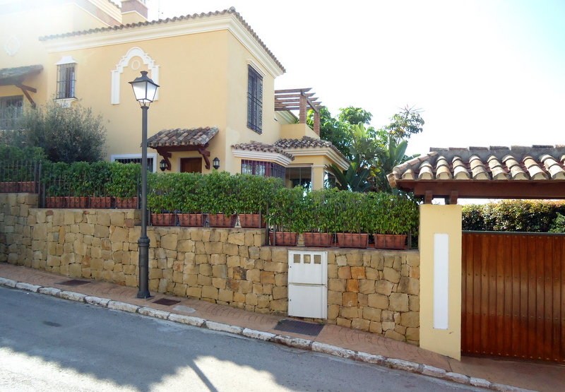 Villa El Rosario, Marbella