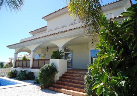 Villa Riviera, Mijas Costa