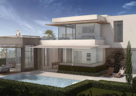 Nieuwbouw villa's Riviera, Mijas Costa