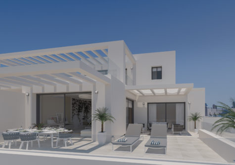 New development El Campanario, Estepona