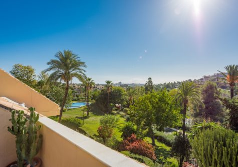 Penthouse Las Brisas Country Club, Marbella