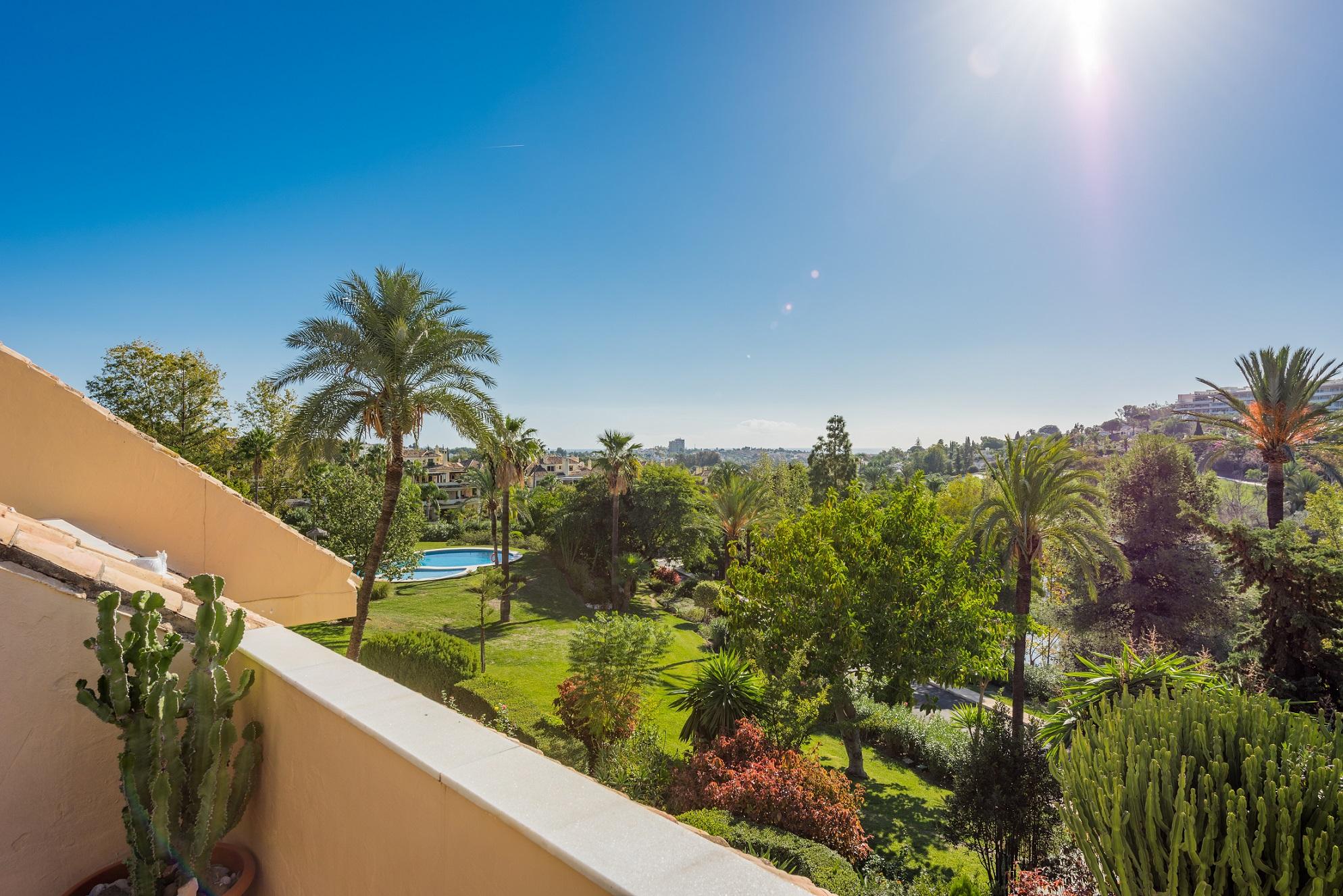 Penthouse Las Brisas Country Club, Marbella