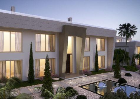 Nieuwbouw Sierra Blanca, Marbella