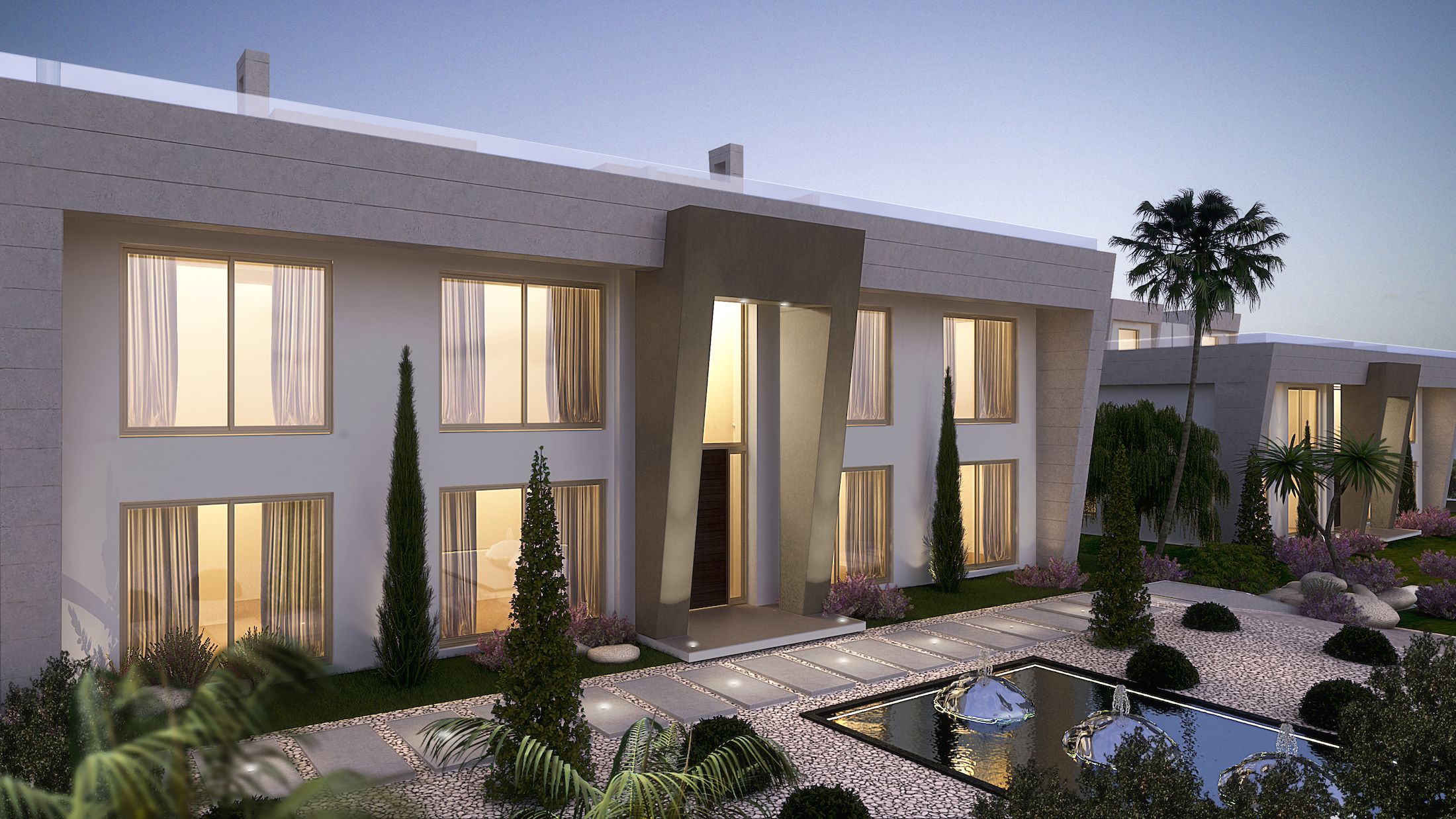 New Development Sierra Blanca, Marbella