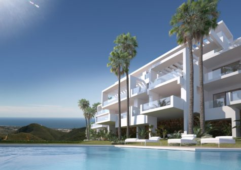 New development Ojen, Marbella