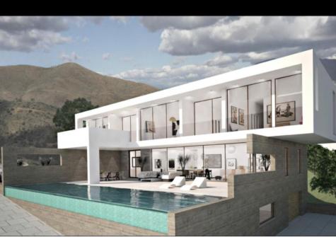 Nieuwbouw villa, La Mairena