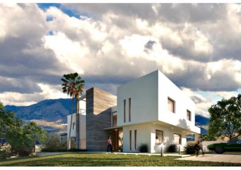 Nieuwbouw villa, La Mairena (4)