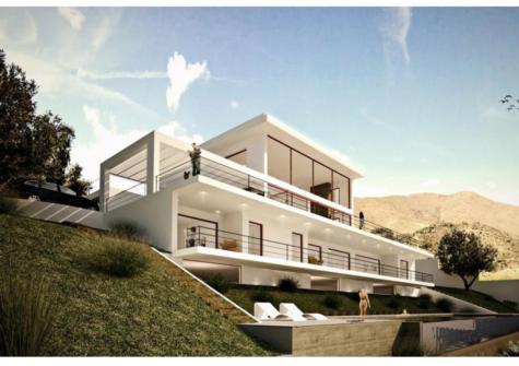 Nieuwbouw villa, La Mairena (3)