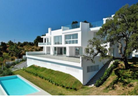 Nieuwbouw villa, La Mairena (2)