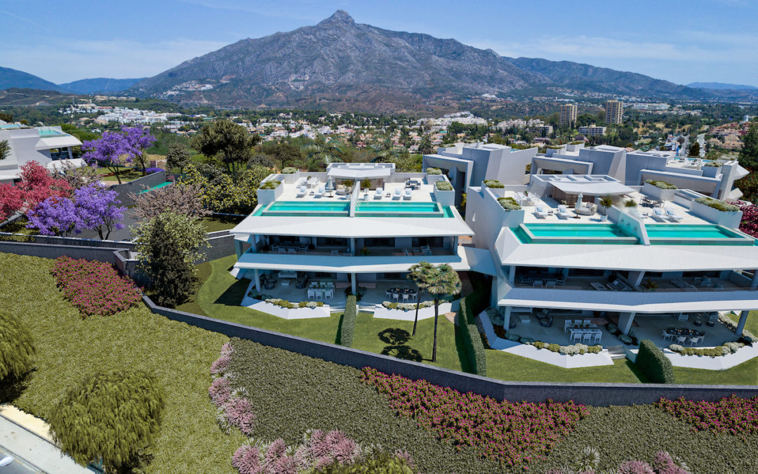 New development Nueva Andalucia, Marbella