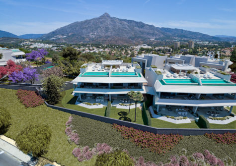 New development Nueva Andalucia, Marbella