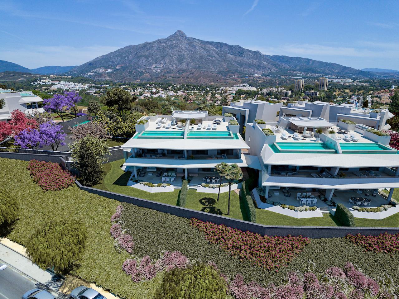 Nieuwbouwproject Nueva Andalucia, Marbella