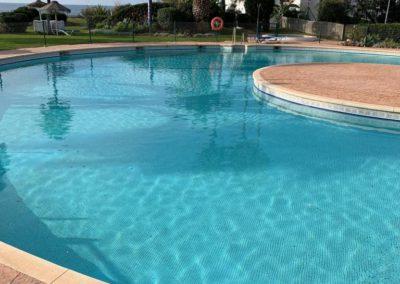 playa I-6 piscina